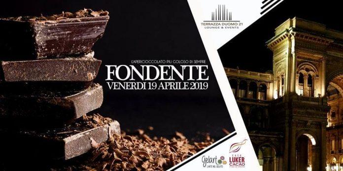 Duomo 21 Fondente L Aperitivo In Terrazza Al Cioccolato In