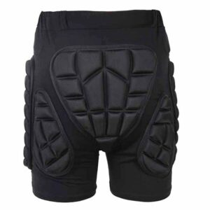 Skate Shorts Outdoor Ski Skateboard Armor Hips Leg Protection Shorts Hip Thickening Sweatpants Anti-fall Diaper Pants