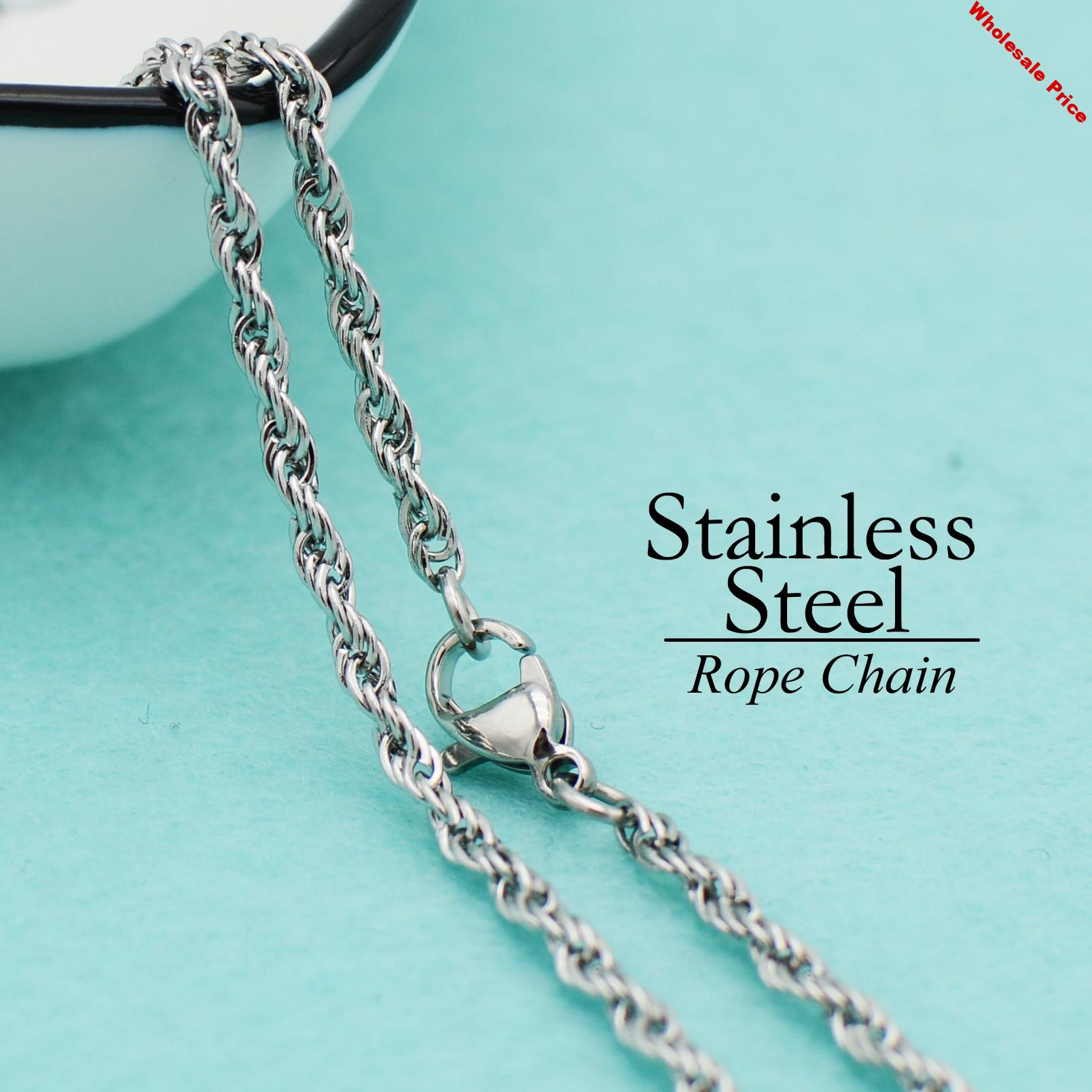 50 pcs- Stainless Steel Necklace