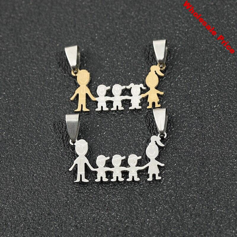 20pc Stainless Steel Pendant Fathers