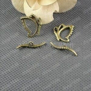(A2581) 20*19mm OT claw clasp wholesale Fashion Jewelry Findings