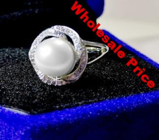 T710 flash 925 silver ring
