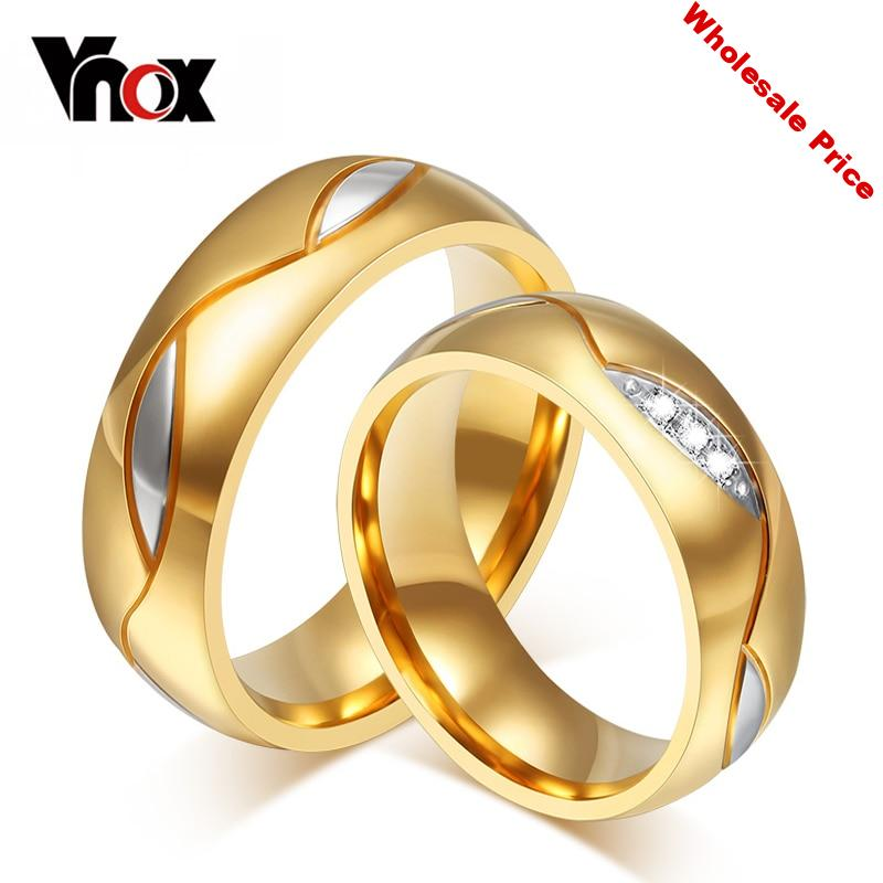 10pcs/lots Wholesale Couple Ring for Women Men Stainless Steel Wedding Jewelry Provide Mix Size