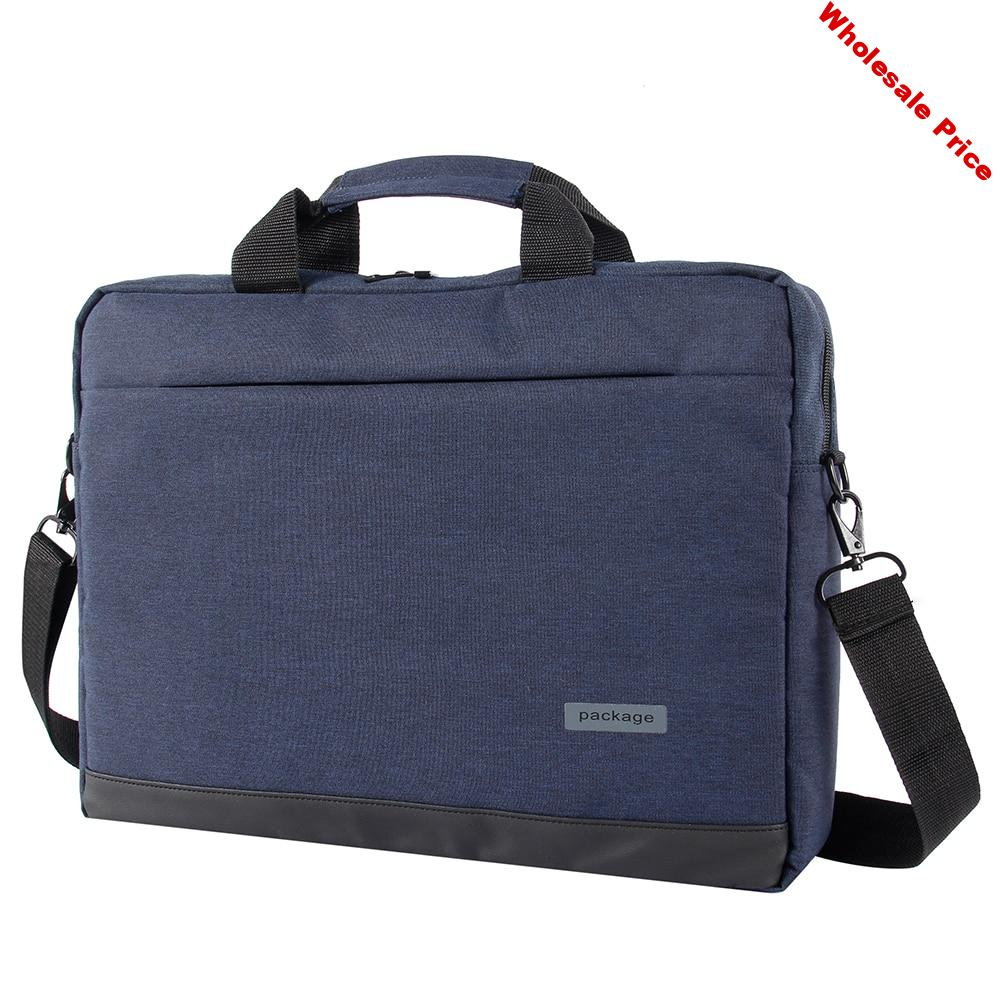 15.6 inches Laptop Bag Briefcase for Macbook Air 11 Air 13 Pro 13 Pro Men Waterproof Messenger File Bag Business Office Tote