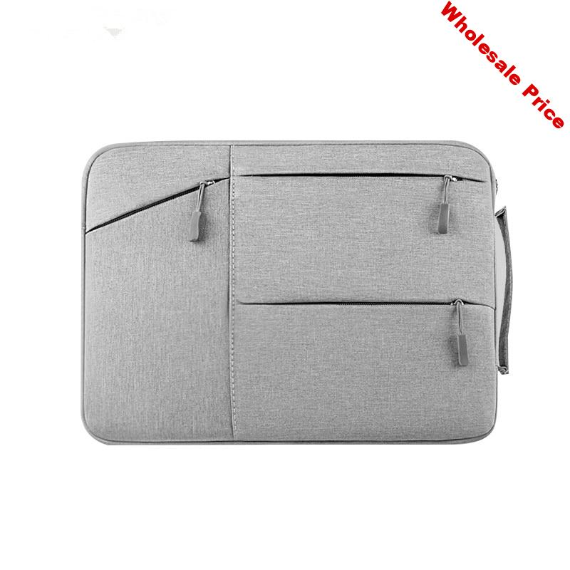 Fashion Lightweight Waterproof Portable Handbags Laptop Bags Case Briefcases for Men/Women Air Pro By 15.6 Inches