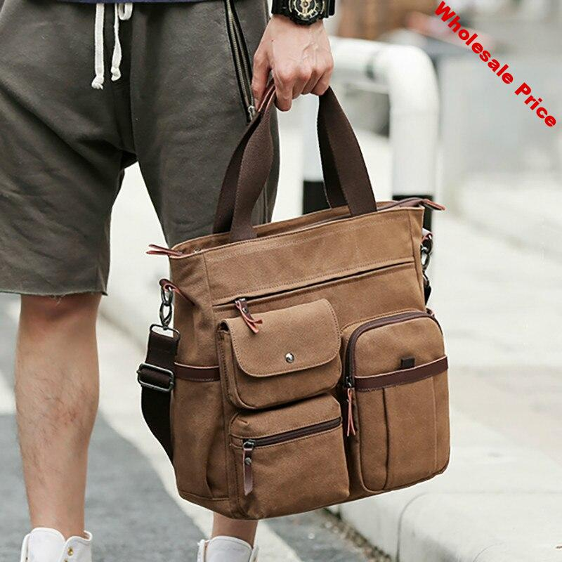 Tidog The New Messenger Business Portable Multi-Function Briefcase