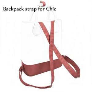 2020 New Microfiber Fabric belt Backpack Kit for O chic bag Ochic obag O bag