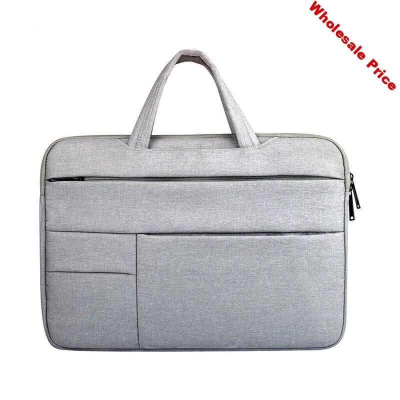Men/Women laptop Bags Briefcase Portable Waterproof Notebook bag for Male Computer Case Handbag Business 14/15 Inches