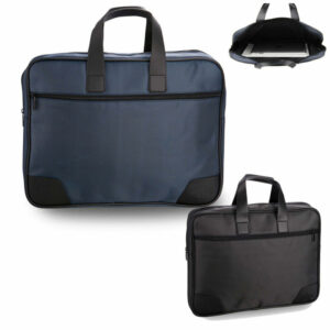 Mens Briefcase Laptop Bag Work Travel Business Handbag Document File Conference Solid Formal