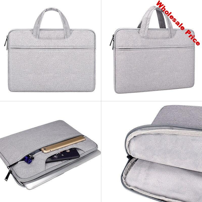 Multi-functional Waterproof Polyester Organized Tote For Notebooks Pens Computer Stuff A4 Document Bags Filing Pouch Portable