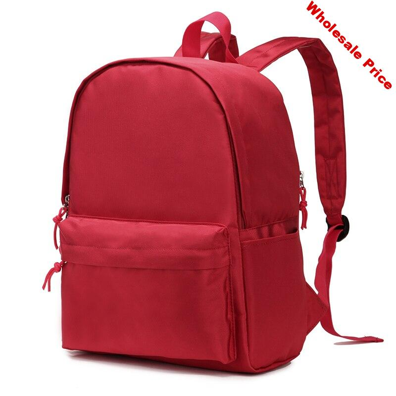 Japan and South Korea new leisure Oxford cloth backpack men and women students backpack backpack Korean tide travel bag