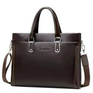 08270317 yesetn bag men fashion leather business bag briefcase