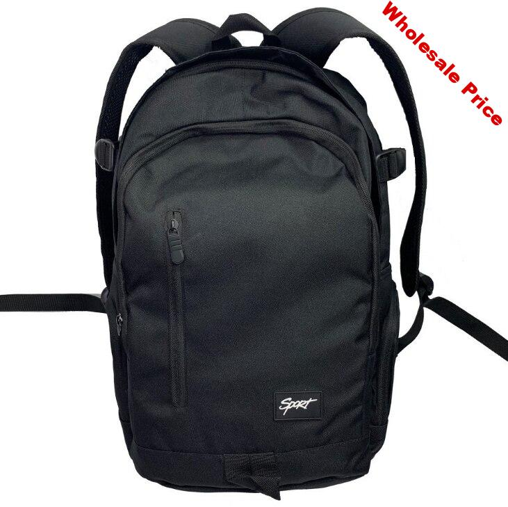 Large capacity backpack men and women backpack travel sports computer student bag Japan and South Korea trend college style