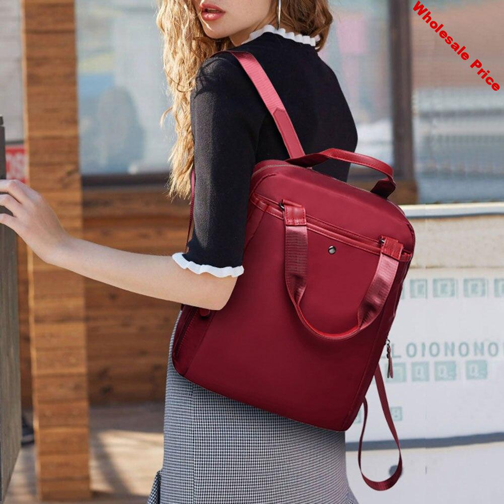 Droppshiping Business Computer Bag Water Resistant Durable Backpack for Women d88