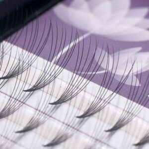 [.10 7D C/D 8-15mm] Pre-made Volume Lash Fans Semi Permanent Individual Eyelash Extensions