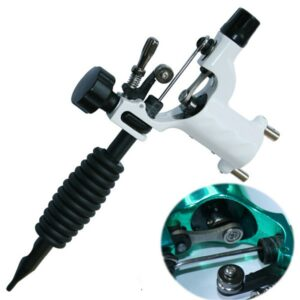 7 Colors Dragonfly Rotary Tattoo Grip Shader & Liner Assorted Tatoo Motor Kits Supply For Artists Needle Grip tattoo