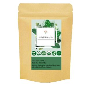 sunflower lecithin /Organic sunflower lecithin