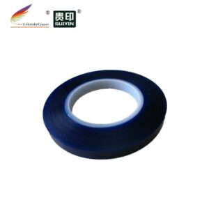 (ACC-33) sealing Blue tape for ink inkjet cartridge for hp for canon for lexmark for Dell for Samsung for kodak 100M*13MM (1pc)
