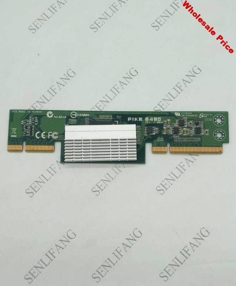 Well tested PIKE 6480 SAS Array Card Motherboard for Z8NA-D6 Z8NR-D12 refurbished