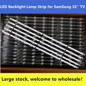 LED Screen Backlight Strip For Samsung UE32F5020AK 32 inchs TV LED Bars Replacement D2GE-320SC0-R3 25299A 25300A UE32F5020AK LED