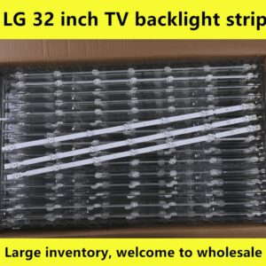 630mm 7 LED Backlight Lamp Strip for LG 32 TV 32ln541v 32LN540V A1/B1/B2-Type 6916L-1437A 6916L-1438A 6916L-1204A 6916L-1426A