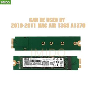 NEW Macbook Air A1369 A1370 For 2010 -2011 year 64G 128GB 256G 512G 1TB 2TB SSD MC503 MC504 MC505 MC 506 MC965 MC966 MC968 MC969