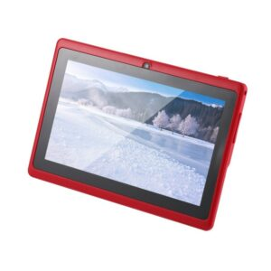 7 Inch Quad-core Tablet Computer Q88h All-in A33 Android 4.4 wifi Internet Bluetooth 512MB+4GB Convenient 9 colors to choose