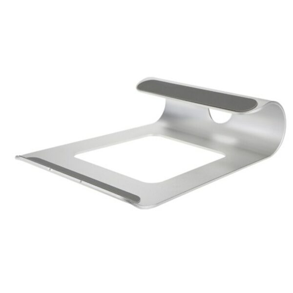 Aluminum Computer Holder Laptop Stand Desk Bracket Cooler Cooling Pad for IPad/iPhone/Notebook/Tablet/PC/Smartphone