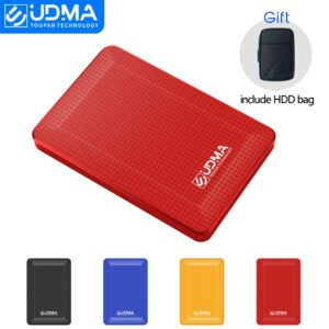 UDMA 2.5'' External Hard Drive Disk USB3.0 HDD 120G 160G 320G 500G 1TB 2TB HDD Storage for PC