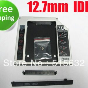 SATA 2nd HDD Caddy for 12.7mm IDE Universal CD/DVD-ROM