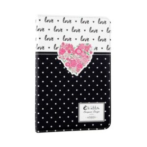 E-vitta stand 2p urban trendy love universal tablet case 9.7-10.1''