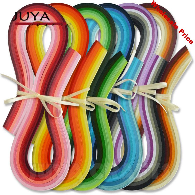JUYA Paper Quilling 36 Shades Colors