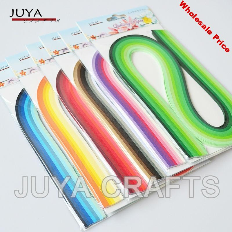 JUYA Paper Quilling 42 Shades Colors