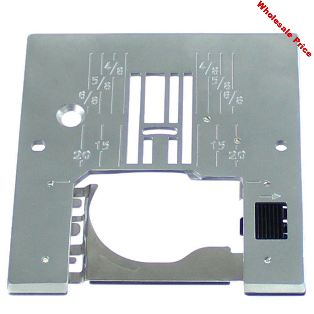 NEEDLE PLATE FOR JANOME NEW HOME 4618