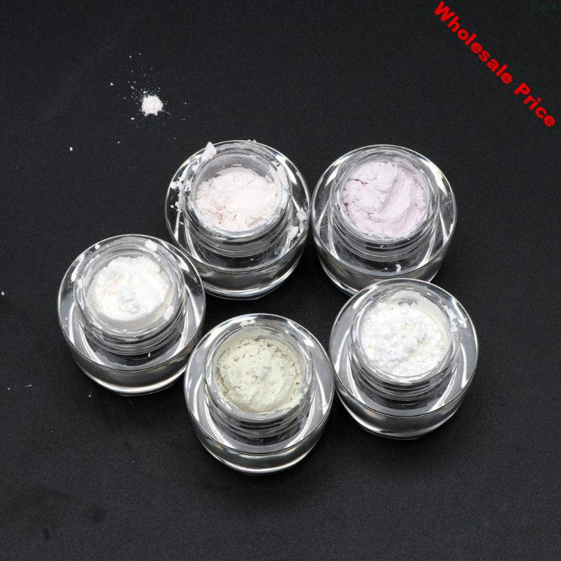 5 Color UV Color Change Pigment Powder Photochromic Pigment Resin Jewelry Making