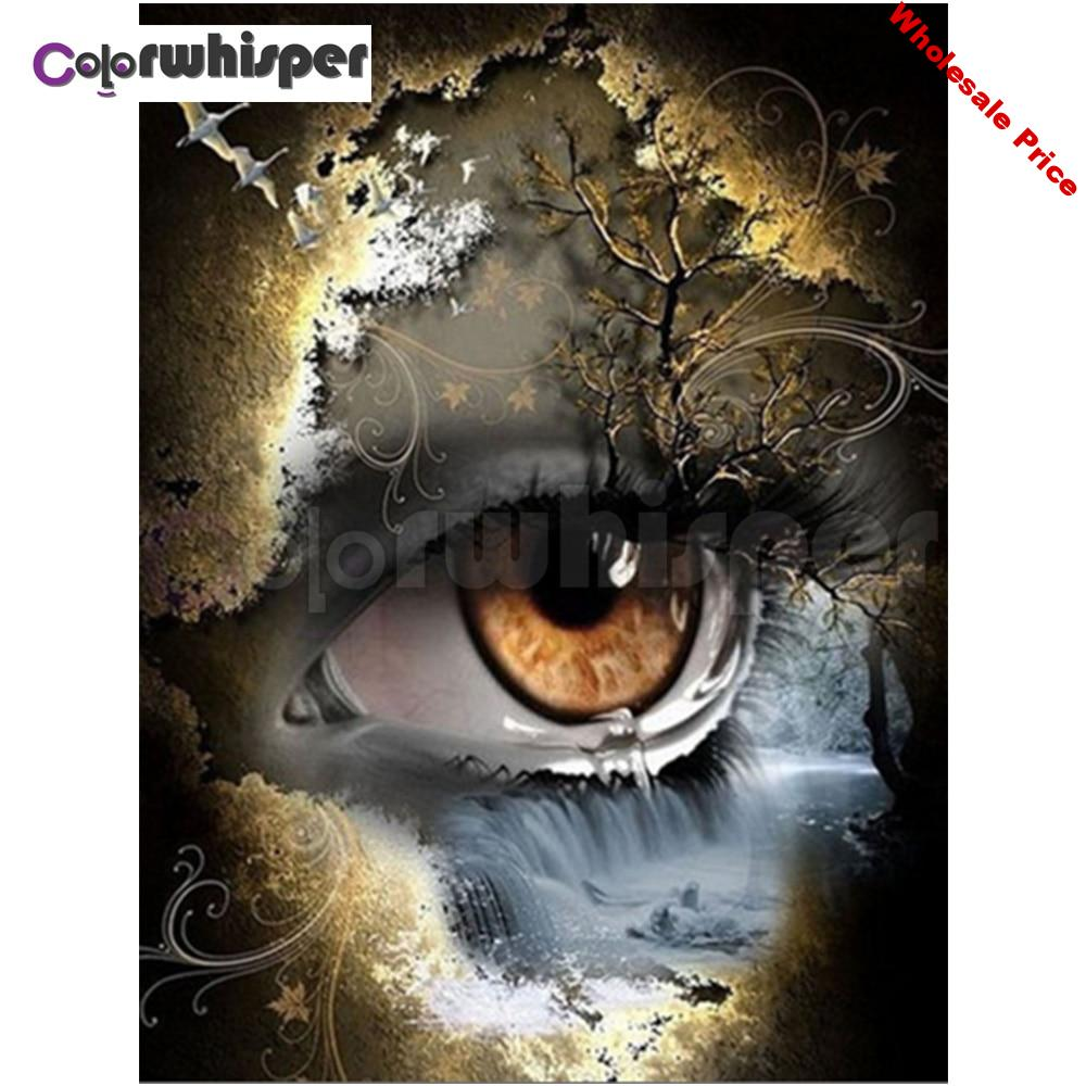 Diamond Painting Full Square/Round Drill Eye 5D Daimond Painting Embroidery Cross Stitch Mosaic Crystal Picture Wall Art TH078