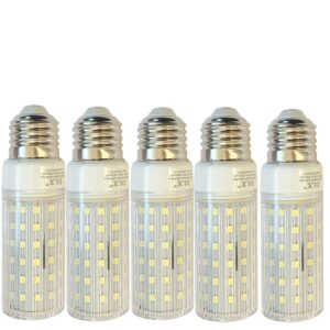 LED light bulbs Blanca Cold E27 10 W 800 LM Pack 5