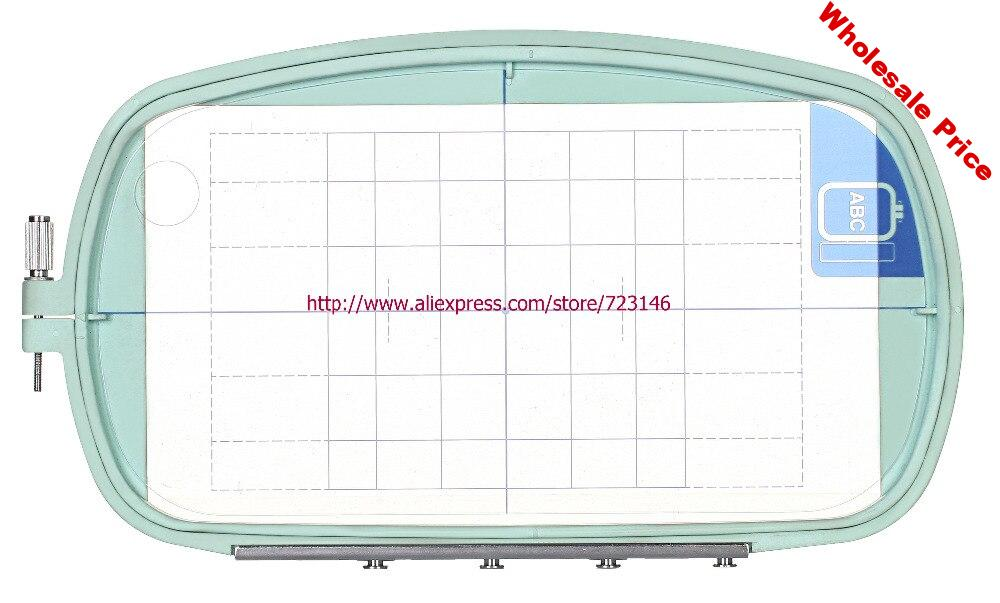 """SA418 EF33 Super Hoop 4.25"""" x 7.1"""" Embroidery Machine Hoop / Frame for for Brother PE100 150 150V 170D 180D 190D 200 - Replaces"""