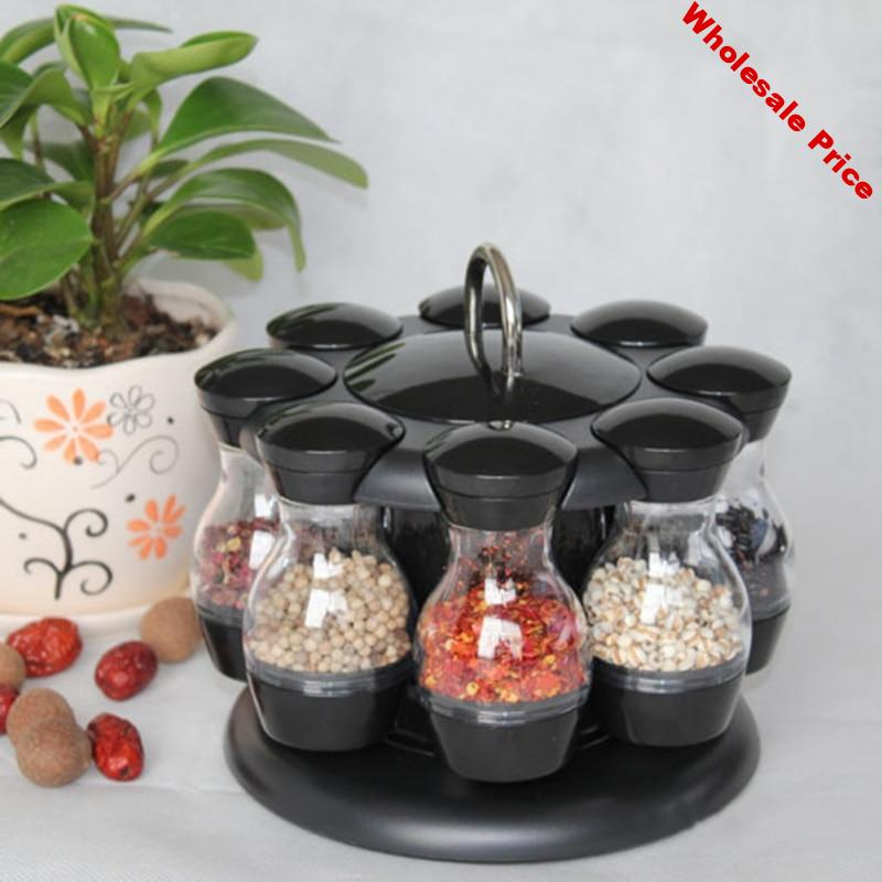 Revolving Spice Rack Jars For Spices Spinning Countertop Herb Organizer Sets For Home Kitchen Spinning Spice Rack 2020