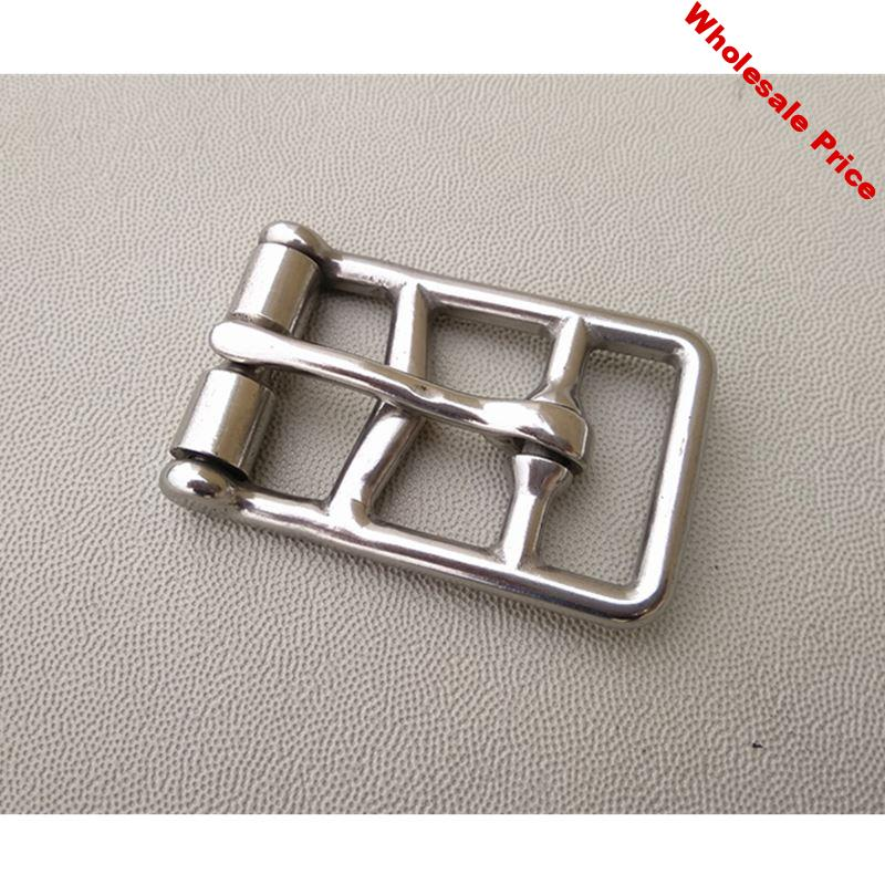 Stainless Steel Buckle For Girth Leather 1 Inch Inner Width 10 Pieces Per Bag