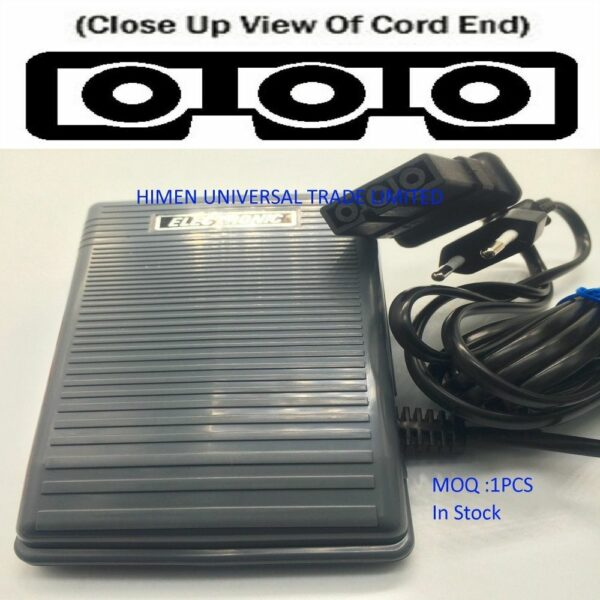 Foot-Control-W-Cord-For-Brother-Babylock-Euro-USA-AU plug-J00360051 FOR Brother models 360 451 523N B15