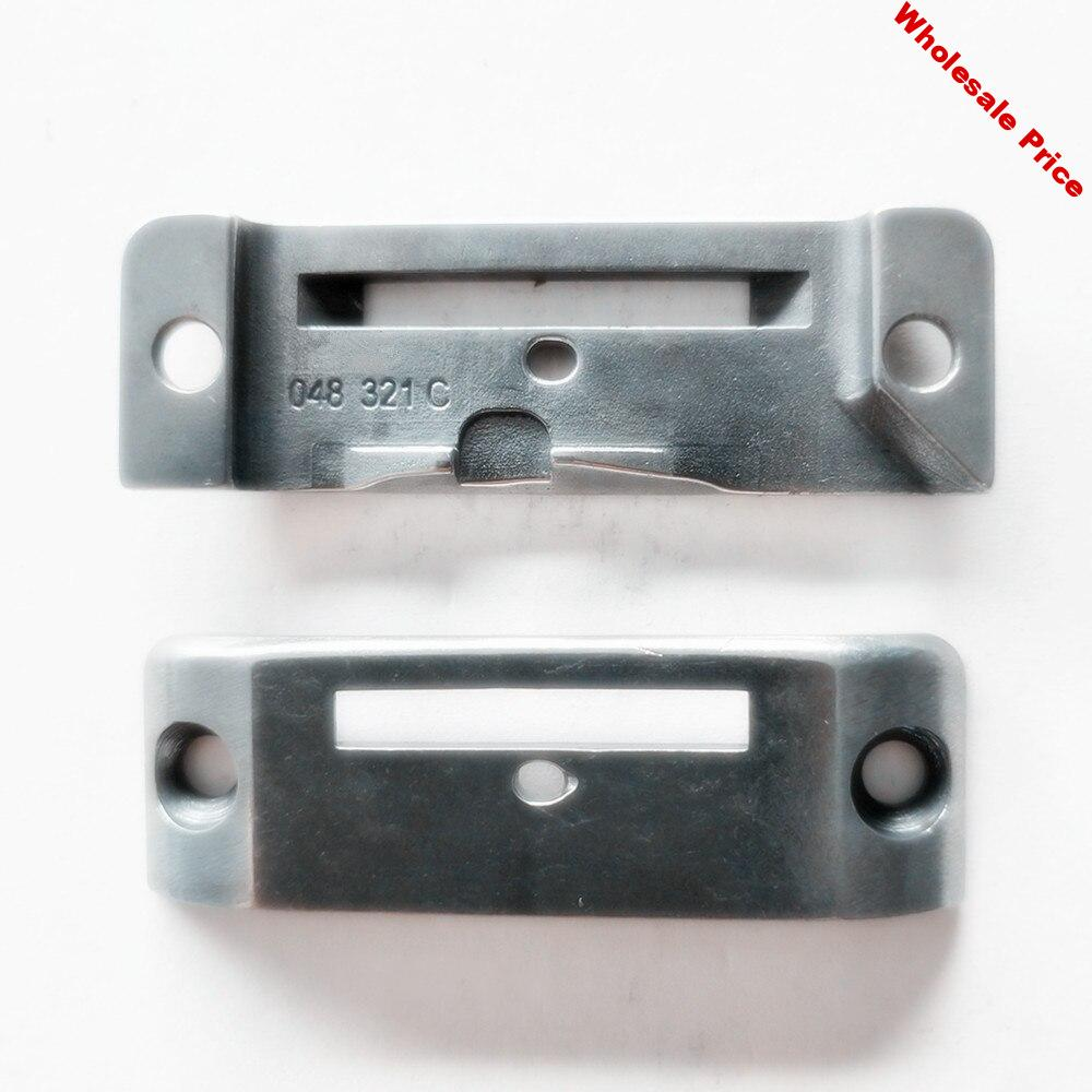 91-048321-04 91-048321C Needle plate for PFAFF 593 1293 PFAFF sewing machine parts industrial sewing machine spare parts