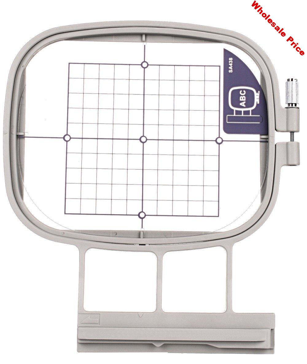 Hoops for Brother Embroidery Machine Duetta 4500D 4750D Quattro 6000D 6700D Innov-is 2500D 1500D 4000D(SA437