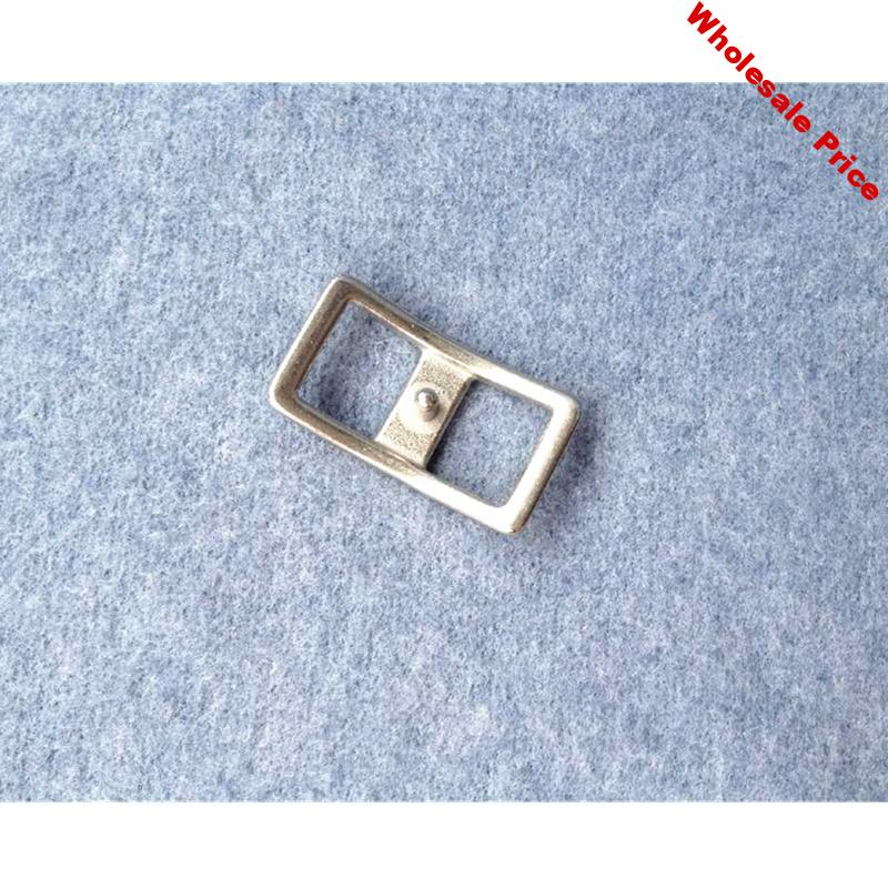 Stainless Steel Conway  Buckle  Adjustable Buckle For Leather Waist Belt Bag 16mm 20mm 26mm 10 Pieces Per Pack