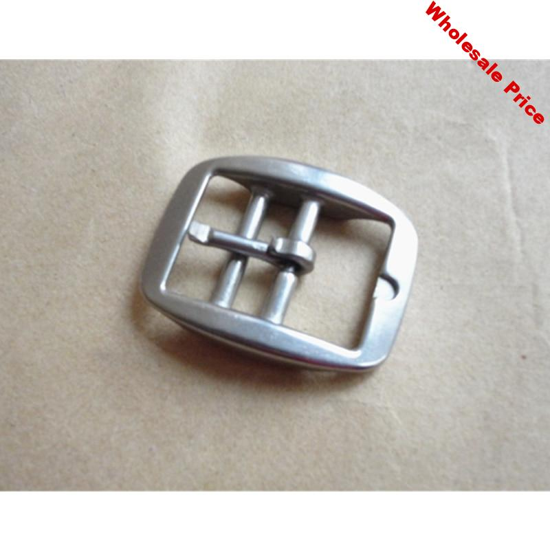 Stainless Steel Buckle  Adjustable Strap Buckle  Double Bar Buckles For Bag Leather 1 inch Inner Width 10pcs Per Pack