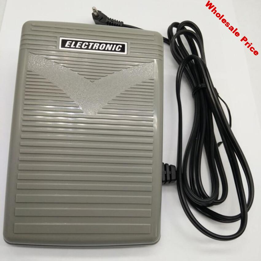 Electric Foot Speed Controller Pedal/Cord for Singer #4C-333BS