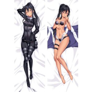 Gun Gale Online anime dakimakura pillow case Pitohui