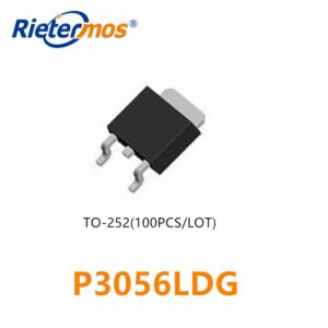 100PCS N-CHANNEL 25V P3056LDG P3056L 3056L 3056 TO252 HIGH QUALITY