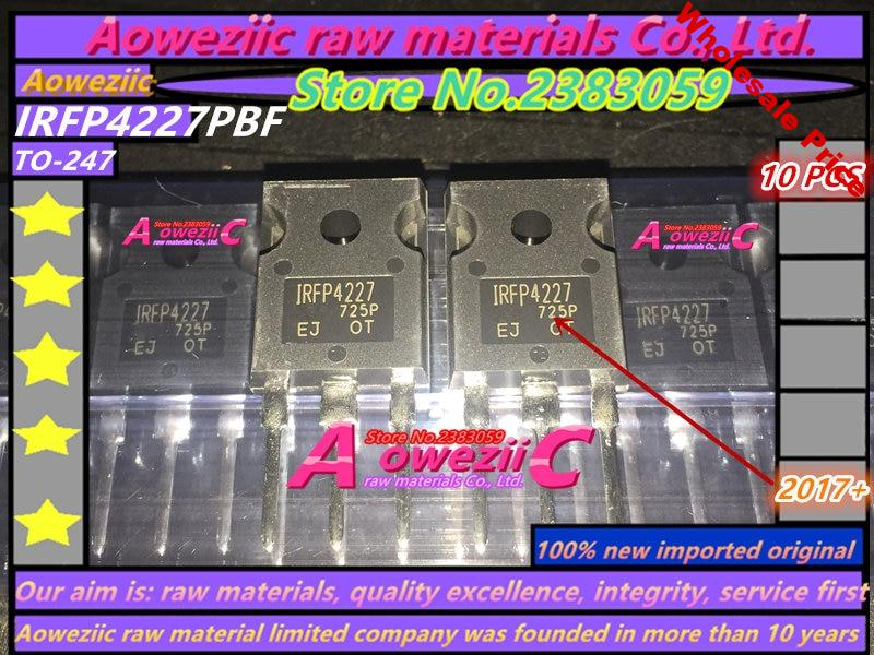 Aoweziic 2017+ 100% new imported original  IRFP4227PBF IRFP4227 TO-247 FET 200V 65A