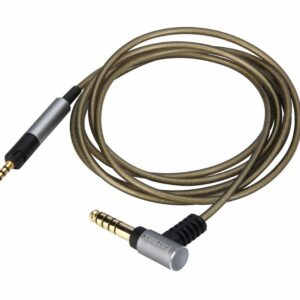 4.4mm/2.5mm BALANCED Audio Cable For Sennheiser HD595 HD 558 518 HD598 Cs SE SR HD599 HD 569 579 HD 2.30i 2.20S 2.30g headphones